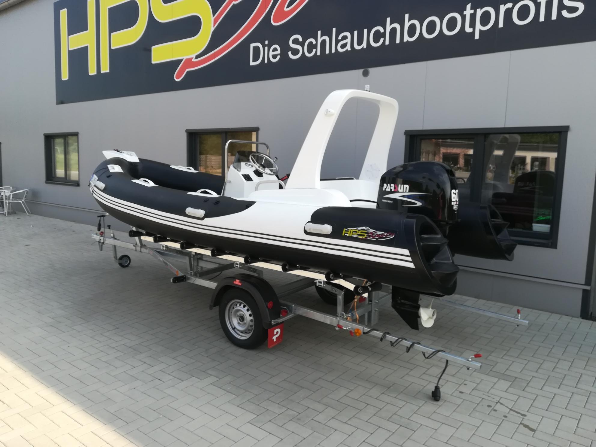 Schlauchboot HP-330 ( hier klicken)
