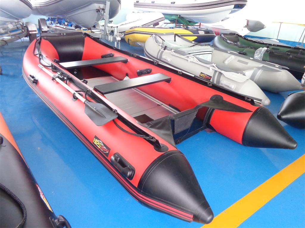 Schlauchboot HP-420 (es handelt sich um ein HP 430)