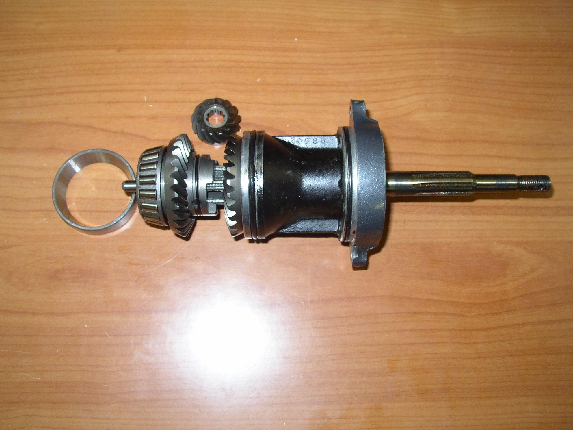 Getriebeteil Yamaha F 15 oder Parsun F15