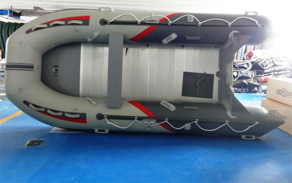 Schlauchboot HP-330 Grau