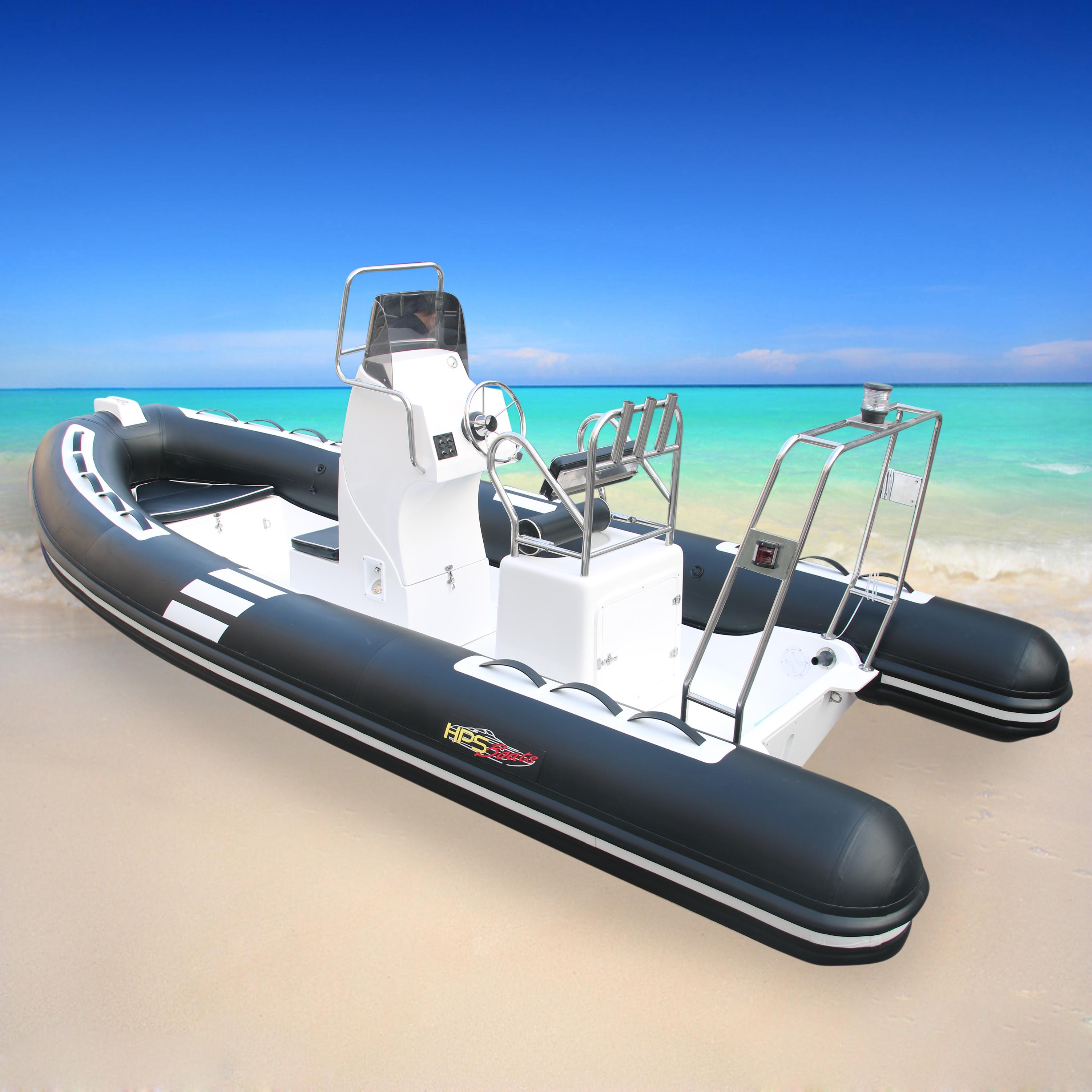 Schlauchboot Modell HP-700 Rib Lieferzeit 3 Monate