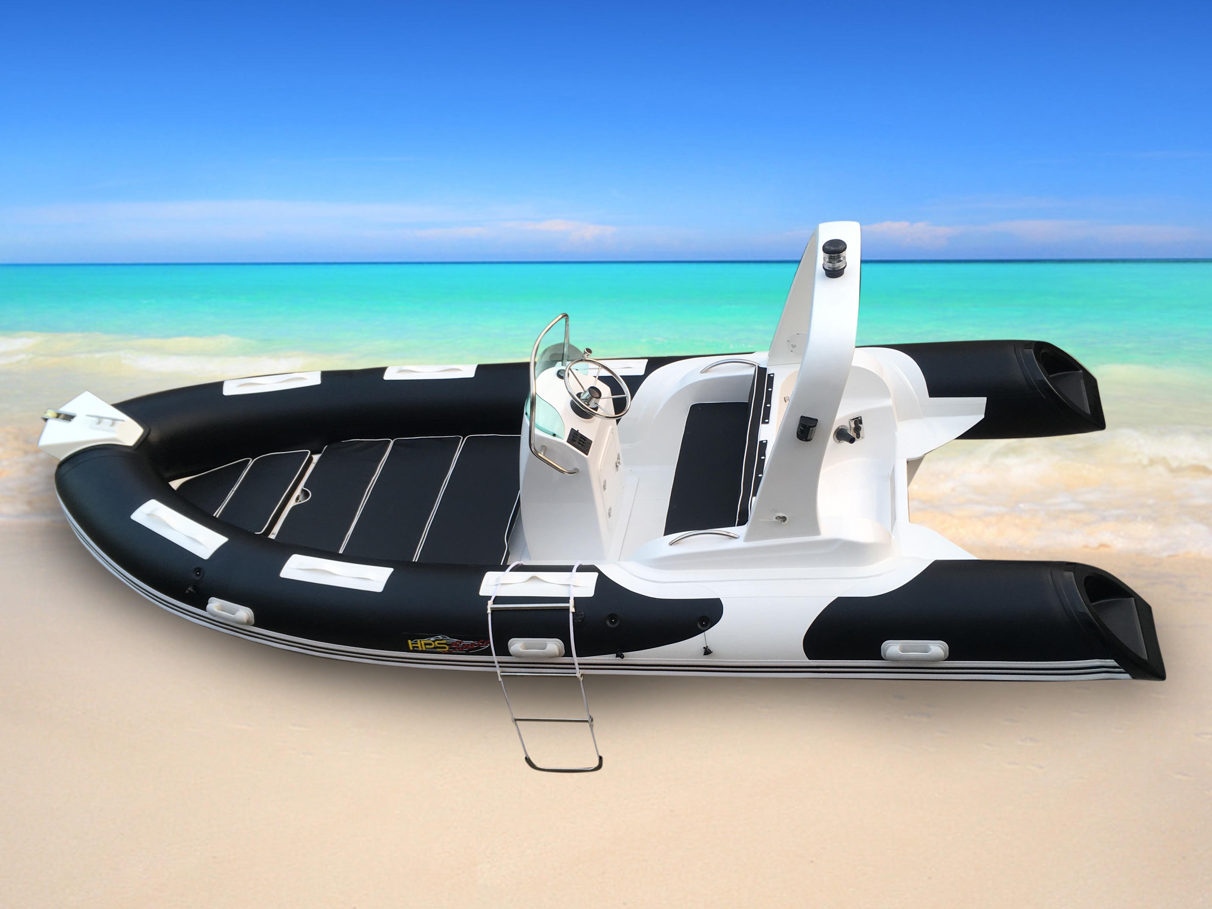 Rib Schlauchboot 5,20m