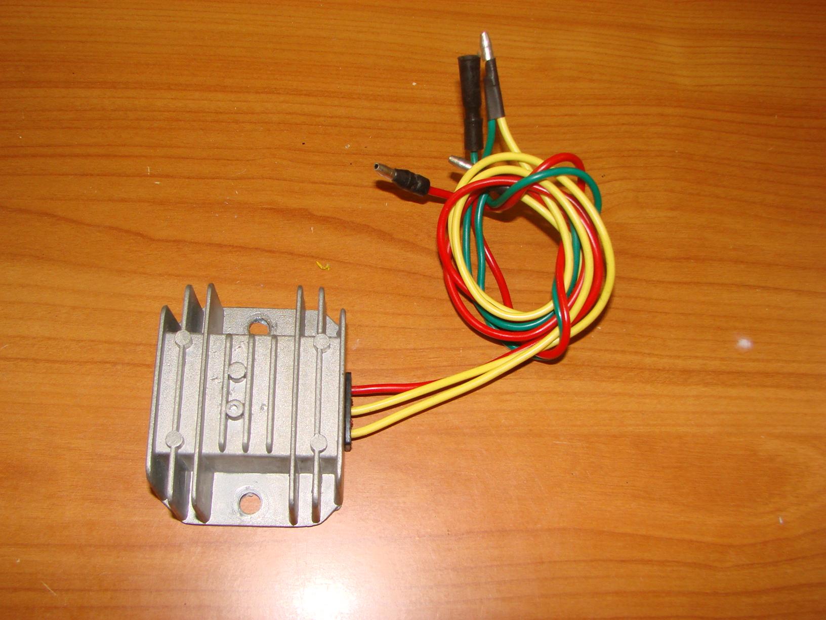 Gleichrichter F25