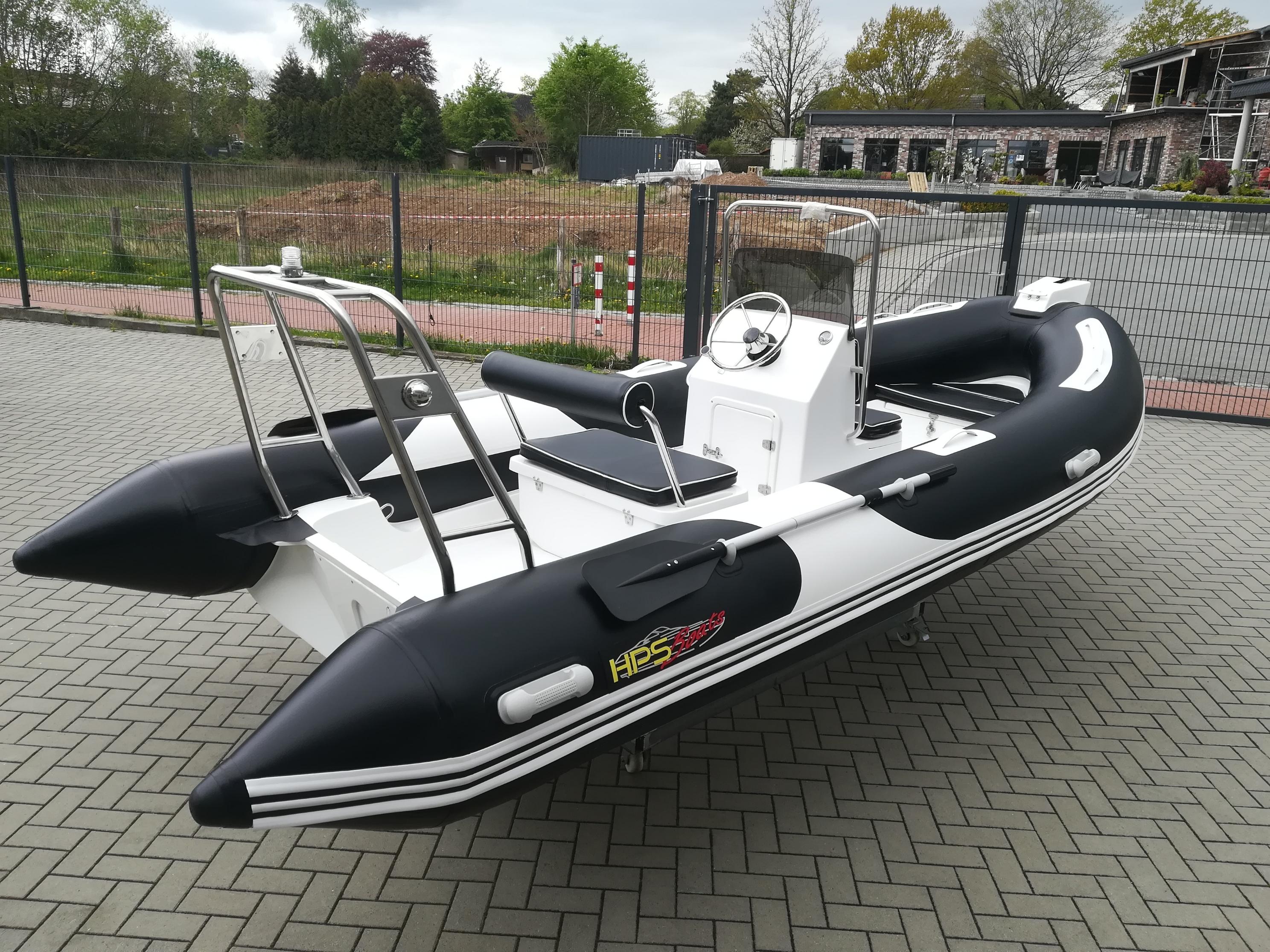 Rib Schlauchboot 4,80m