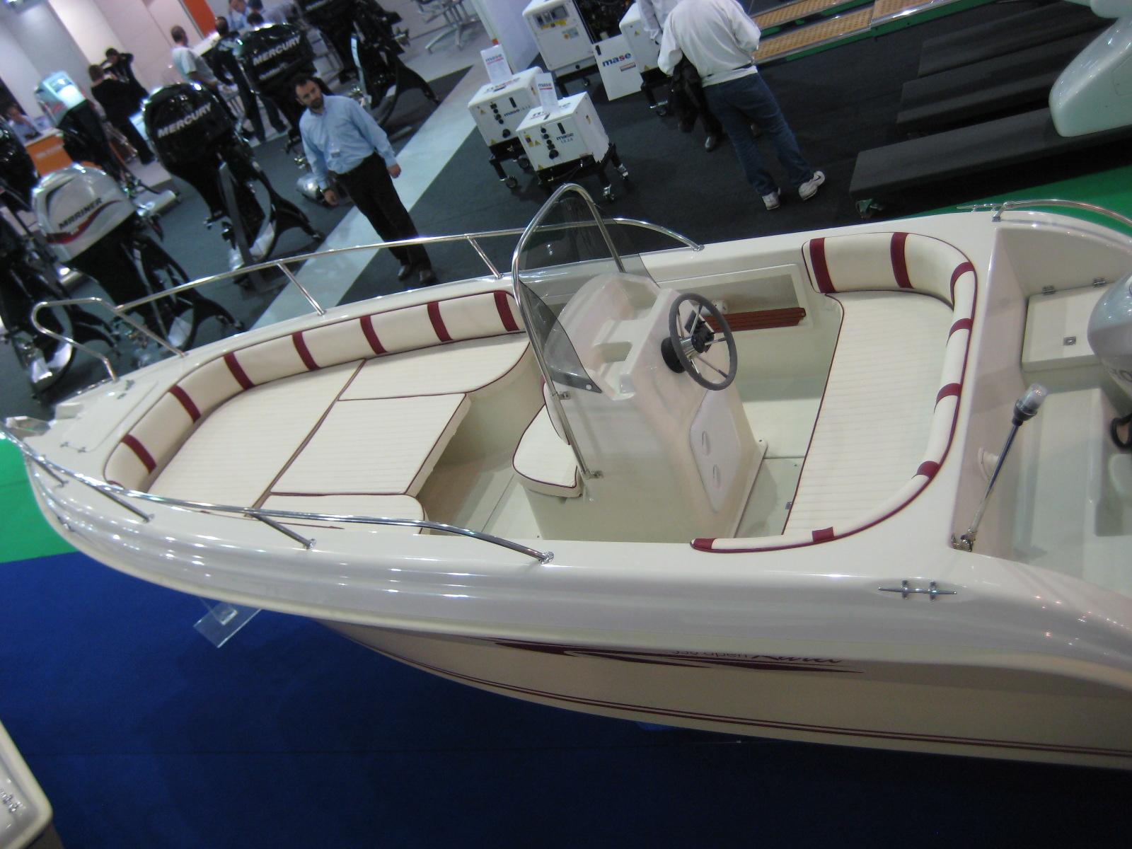 Konsolenboot 5,30m