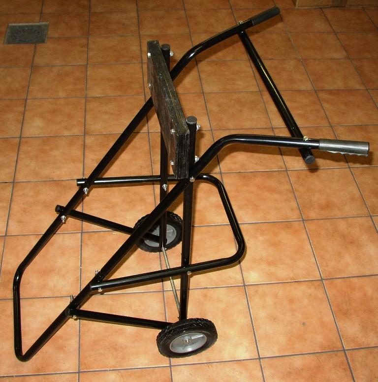 Motorwagen, Motorkarre, Motortrolley bis 65 Kg