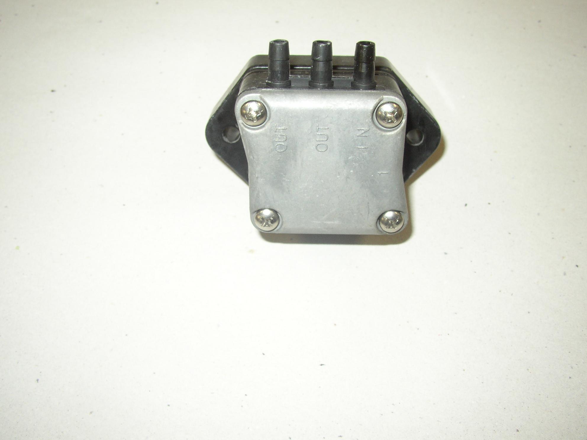 F25 Benzinpumpe/ Kraftstoffpumpe