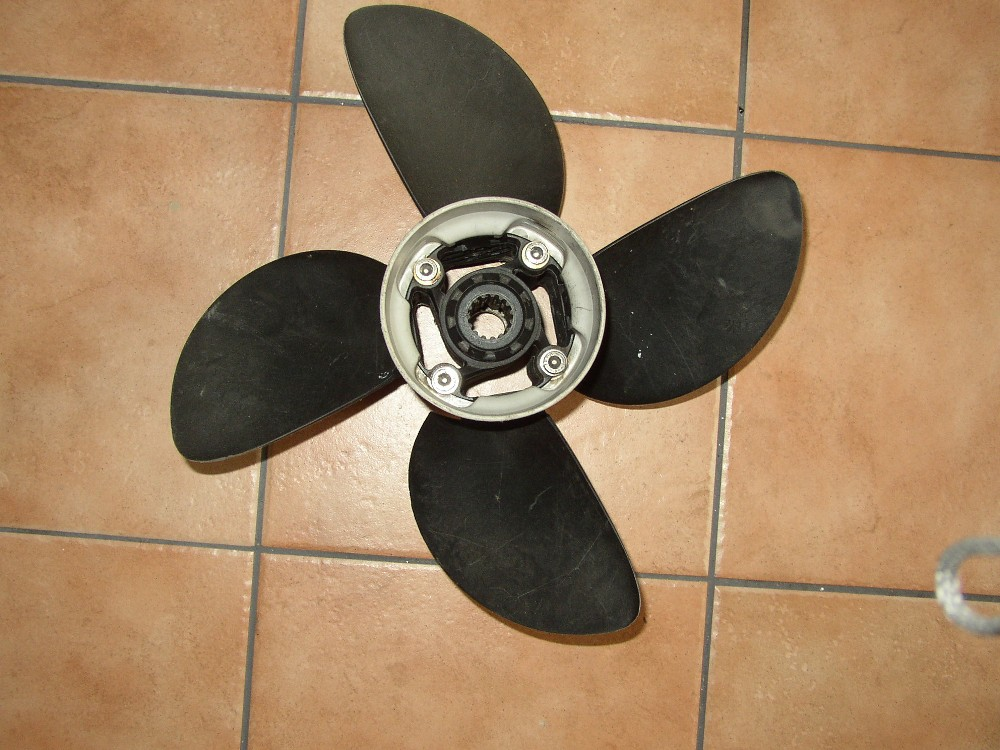 Kunststoffpropeller Verstellpropeller