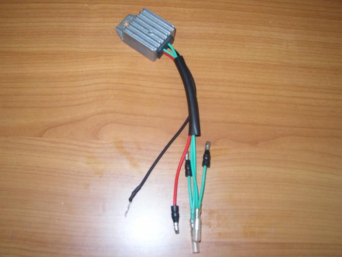 Gleichrichter 15 PS Parsun