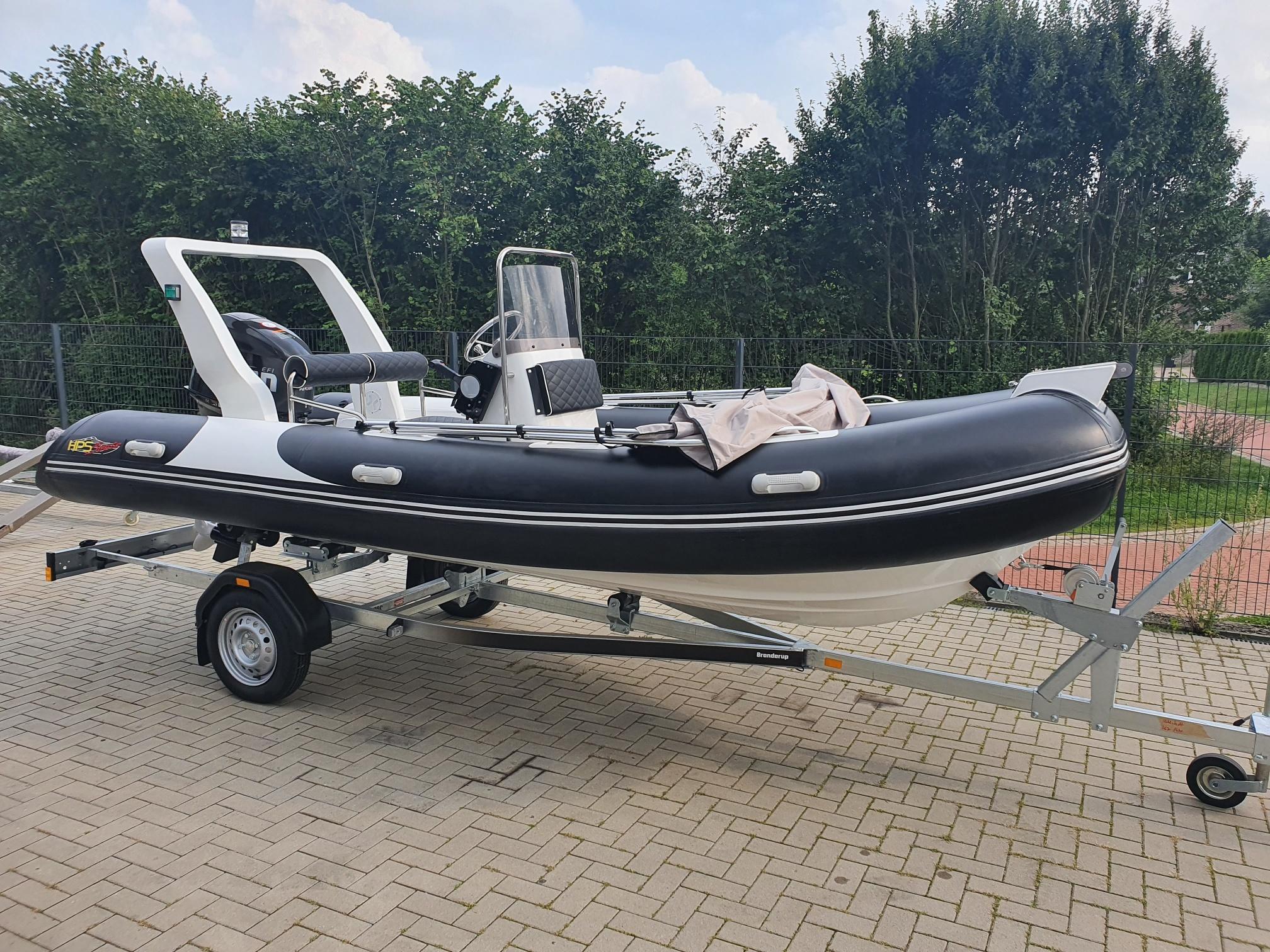 Schlauchboot 480 Rib
