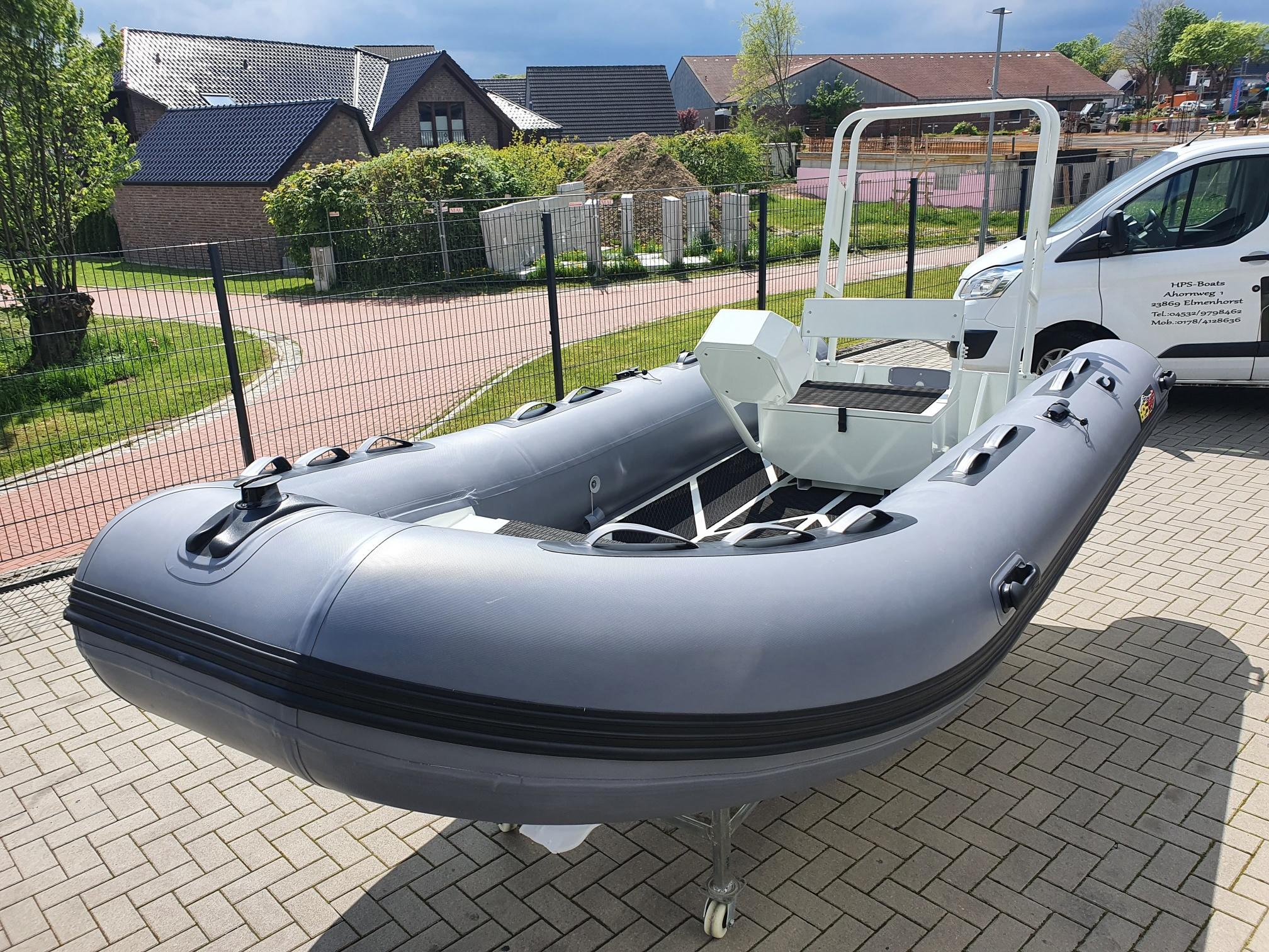 Rib - Schlauchboot - Alu 420